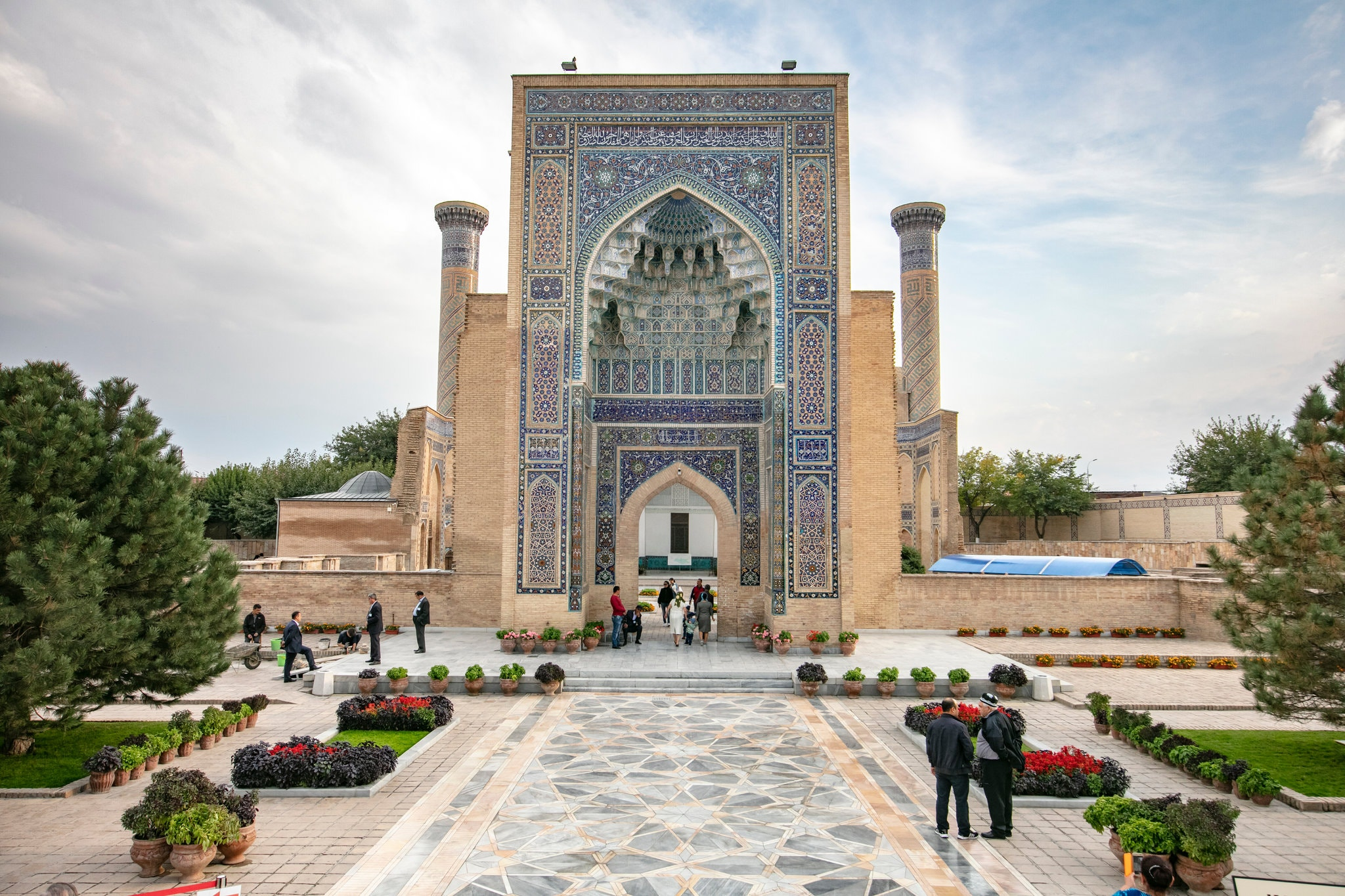 Mausoleum of Guri Emir