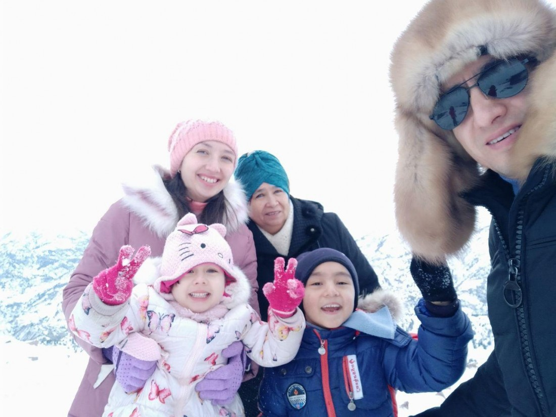 family holidays in Amirsoy