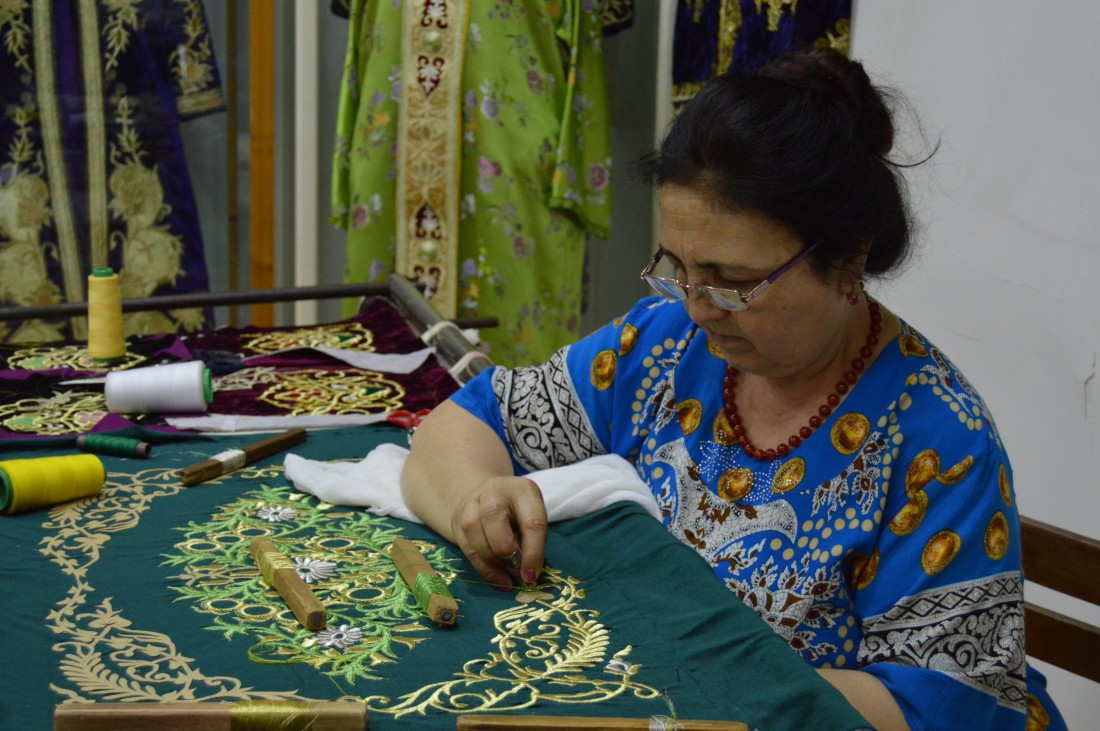 the art of gold sewing